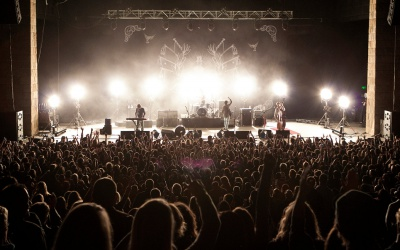 Santa Barbara Bowl – see your favorite rock band playing around the corner.