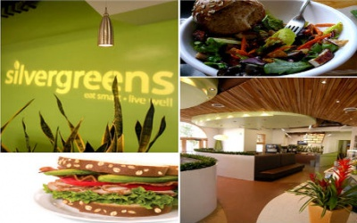 Silvergreens – the healthy fastfood